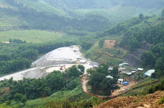 Mỏ vàng Bồng Miêu