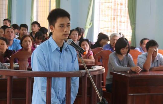Bị cáo Hậu được giảm án từ tử hình xuống tù chung thân tại phiên phúc thẩm