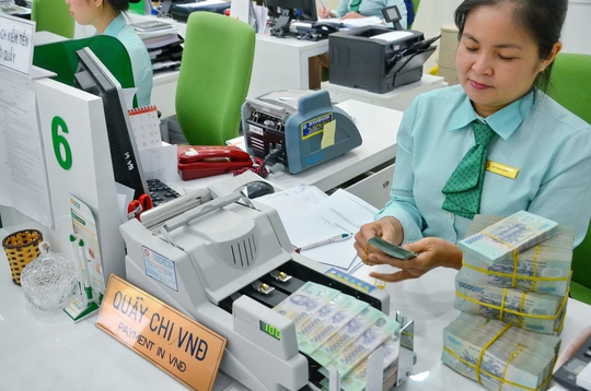 Ngân hàng Ngoại thương Việt Nam đang sở hữu 5% cổ phần Ngân hàng Phương Đông Ảnh: Tấn Thạnh
