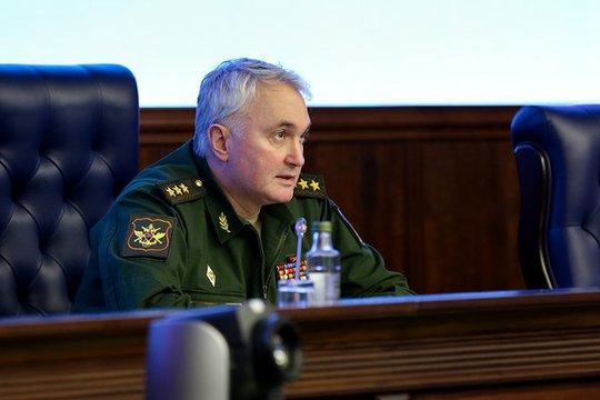 Tướng Andrei Kartapolov. Ảnh: Sputnik
