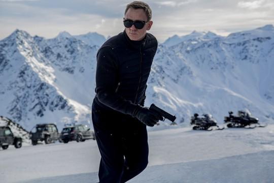 Daniel Craig được khen ngợi về diễn xuất trong Spectre