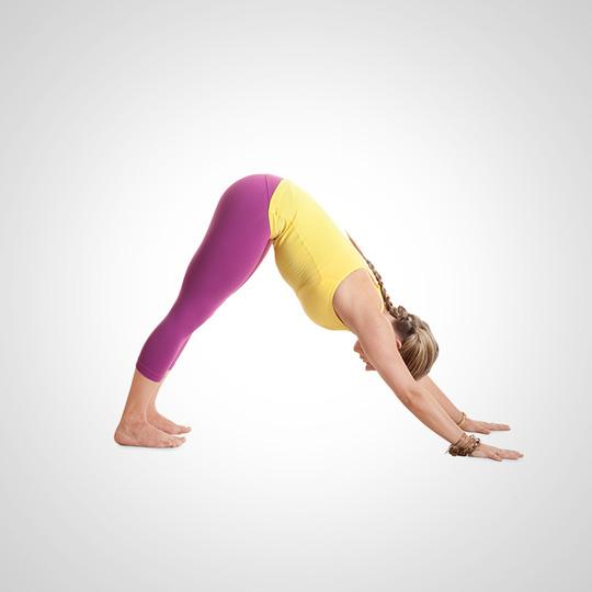 """7 động tác yoga cải thiện """"chuyện yêu"""""""