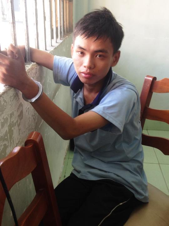 Lê Thanh Sang tại nhà tạm giữ Công an quận 9
