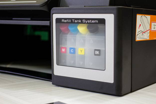 Brother DCP-T300, máy in màu đa năng cho văn phòng nhỏ