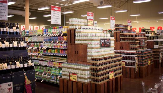 Lucky's Market, hệ thống chuỗi siêu thị sạch tại Mỹ