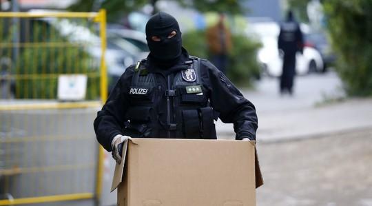 Đức hôm 17-12 đóng cửa một nhà thờ Hồi giáo vì đây là nơi chiêu mộ, gây quỹ cho khủng bố. Ảnh: REUTERS