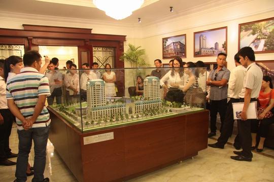 Bitexco giới thiệu mô hình dự án The Manor Crown Huế