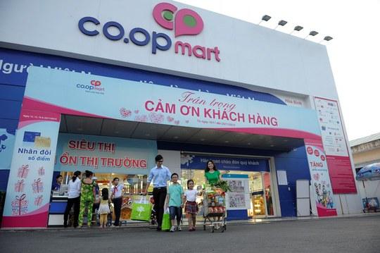 Saigon Co.op lần thứ 12 đạt giải nhà bán lẻ xuất sắc khu vực Châu Á – Thái Bình Dương