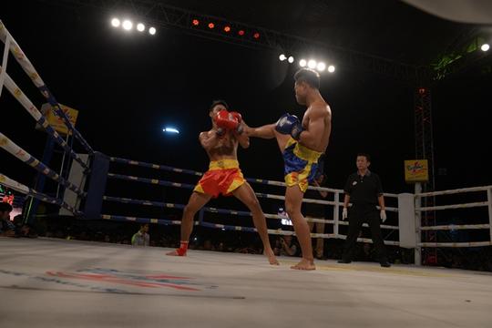 Muay Thái thu hút nhiều người quan tâm