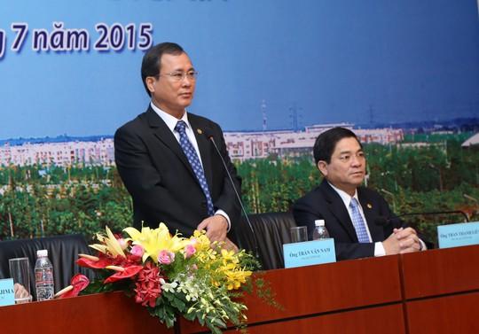 Ông Trần Văn Nam, 52 tuổi, từng là Chủ tịch UBND tỉnh Bình Dương
