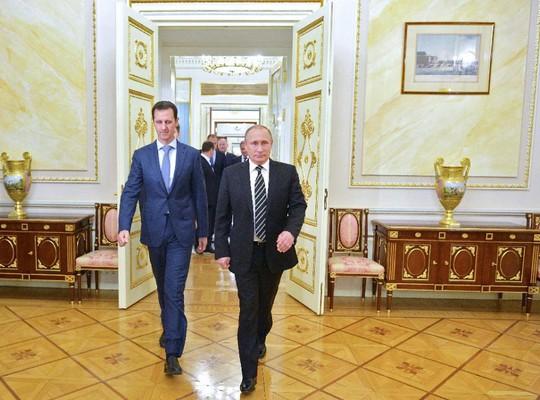 Nga đã có kế hoạch riêng về số phận ông Assad, chỉ có điều họ chưa công khai, theo giới chức ngoại giao phương Tây. Ảnh: Reuters