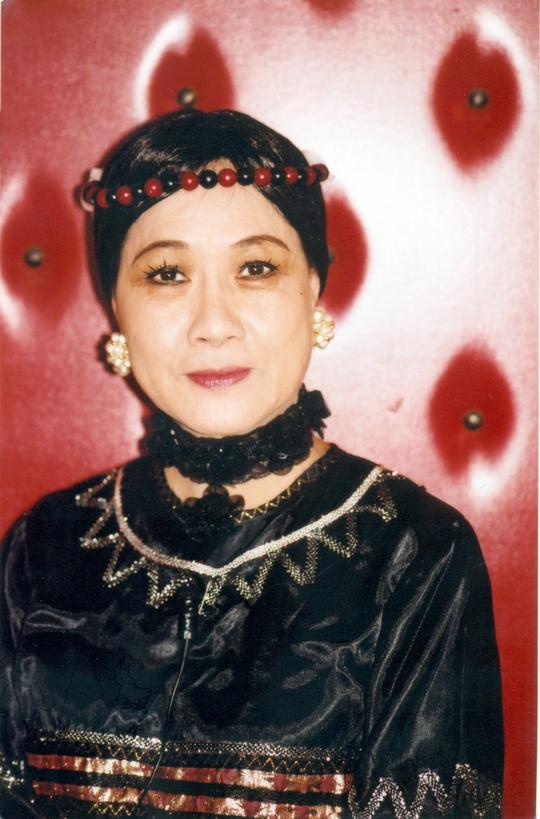 NSƯT Thanh Vy trong vai Nàng Xê Đa