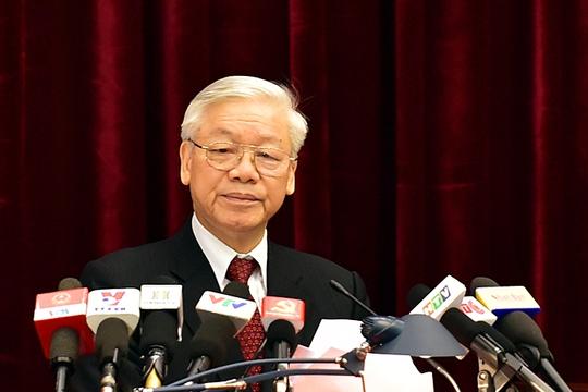 Tổng Bí thư Nguyễn Phú Trọng: Hội nghị Trung ương lần thứ 13 Khóa XII có ý nghĩa đặc biệt quan trọng