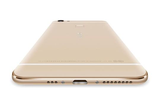 Bộ đôi Vivo X6 trang bị RAM 4GB, chíp âm thanh Yamaha