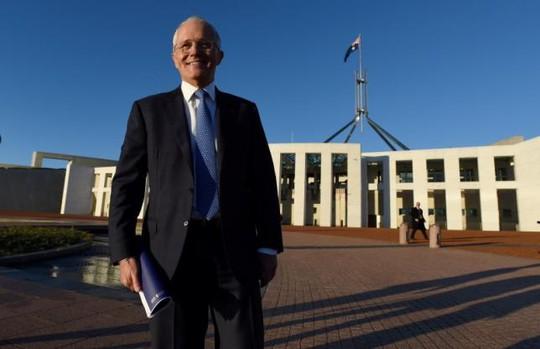 Thủ tướng Úc Malcolm Turnbull. Ảnh: Reuters