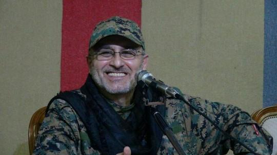 Mustafa Badreddin - thủ lĩnh cấp cao của nhóm Hồi giáo vũ trang Hezbollah. Ảnh: REUTERS
