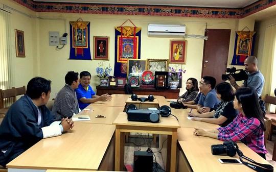 Buổi gặp gỡ giữa đoàn famtrip BenThanh Tourist và Cục du lịch Bhutan