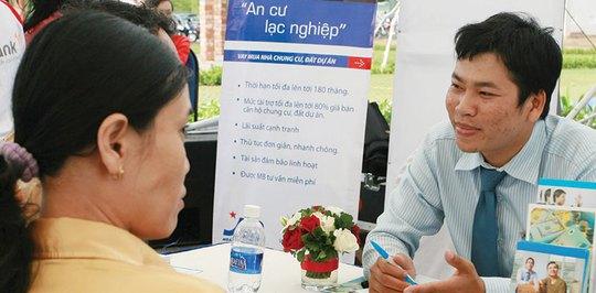 Cần một chính sách hỗ trợ xuyên suốt để người nghèo được an cư Ảnh: Lê Toàn