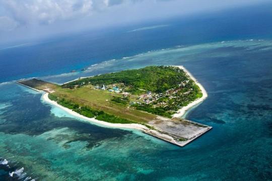 Đảo Thị Tứ. Ảnh: KALAYAAN ATIN TO