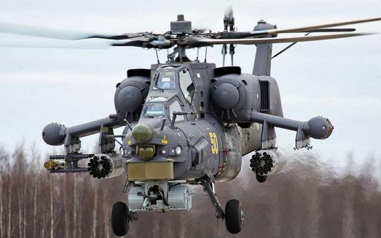 Trực thăng tấn công Mi-28. Ảnh: WORLD TRIBUNE