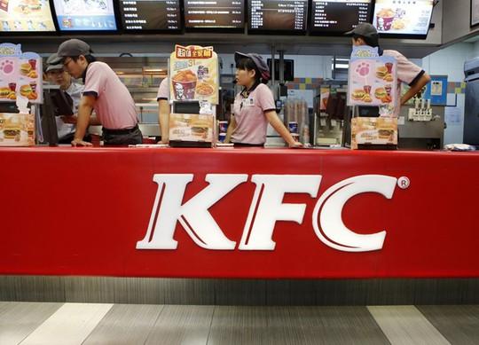 KFC là một trong những thương hiệu đồ ăn nhanh nổi tiếng ở Mỹ và nhiều nước trên thế giới...