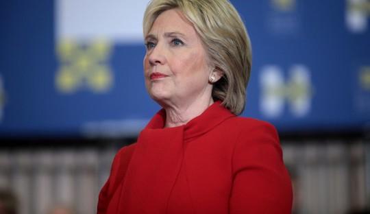 Ứng viên tổng thống đảng Dân chủ Hillary Clinton. Ảnh: FLICKR