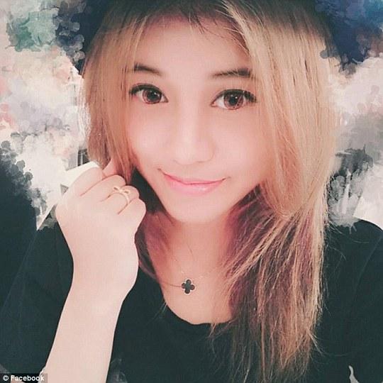 Nữ sinh viên 21 tuổi Christine Jiaxin Lee. Ảnh: Facebook