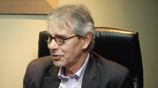 Tiến sĩ Murray Hiebert, Phó Giám đốc Chương trình Đông Nam Á của Trung tâm nghiên cứu và chiến lược quốc tế (CSIS). Ảnh: Rappler