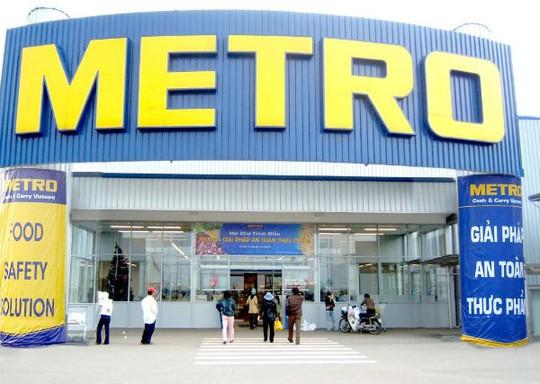 Berli Jucker Plc (BJC) của Thái đã mua lại chuỗi siêu thị Metro&Cash Carry Việt Nam. Ảnh nguồn Internet