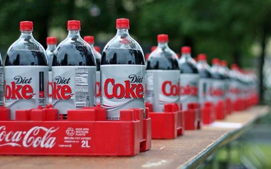Diet Coke không phải là tên gọi của nhãn hiệu coke ăn kiêng của Coca-Cola trên khắp thế giới.