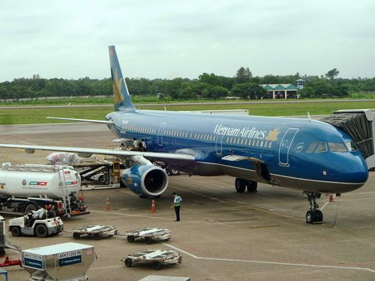 Đội bay của Vietnam Airlines đã đủ khả năng bay thẳng đến Mỹ Ảnh: TẤN THẠNH
