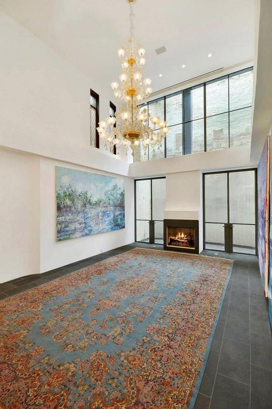 Mỗi nơi trong căn hộ đều gây thu hút bởi sự sang trọng, đặc biệt và kiến trúc hấp dẫn.