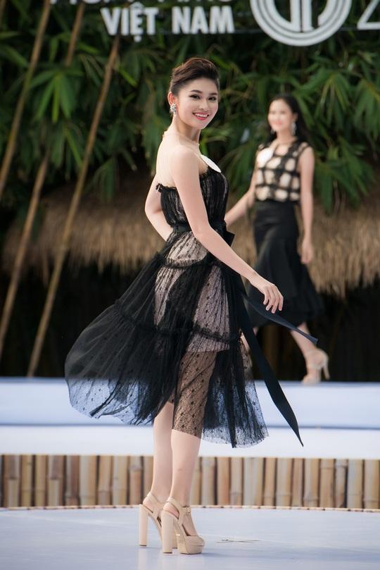 Thí sinh Huỳnh Thị Thùy Dung
