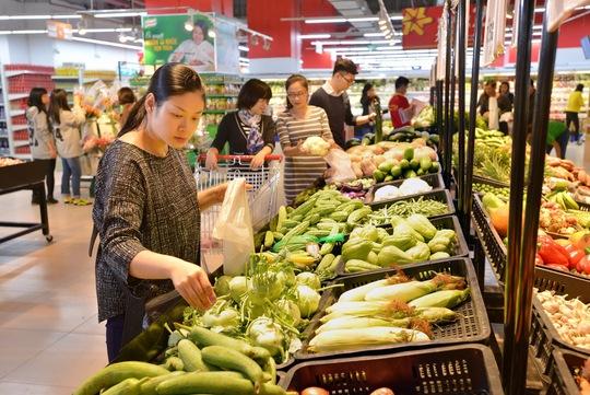 Vingroup sẵn sàng bao tiêu, phân phối và kiểm soát chất lượng với ngành thực phẩm sạch