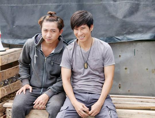Lý Hải và Hứa Minh Đạt vào vai hai anh em