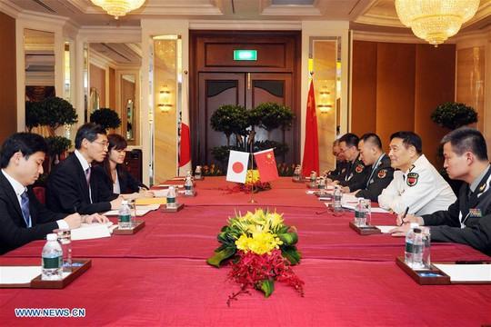 Trung Quốc phản bác lại các chỉ trích vấp phải từ Hội nghị Shangri-La 15