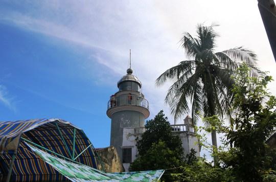 Ngọn hải đăng trên đảo Thổ Chu