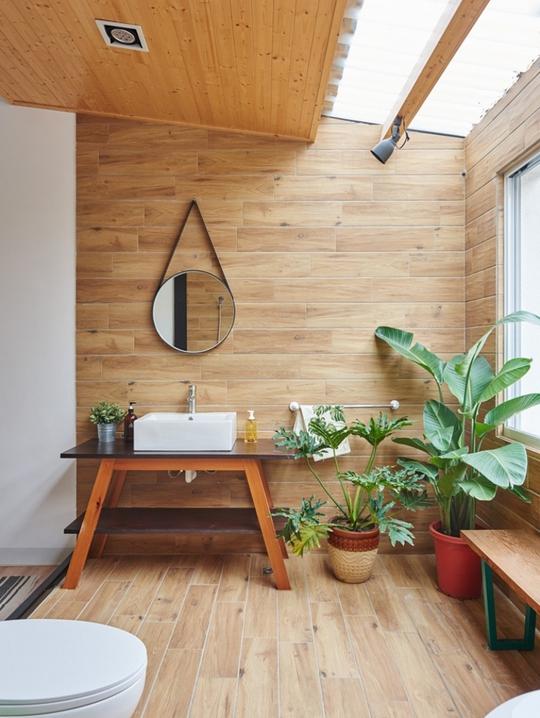 Nhà nhỏ có thiết kế thông minh ngập tràng ánh sáng