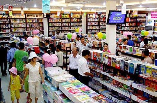 FAHASA đặt mục tiêu xây dựng 150 nhà sách trên cả nước - Báo ...