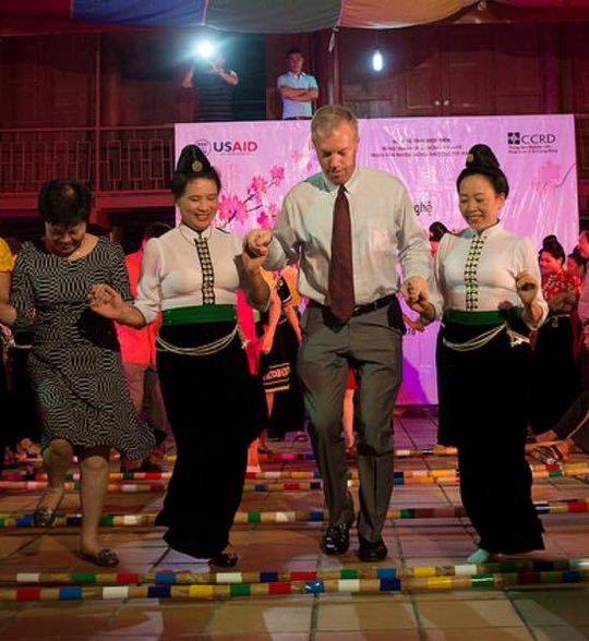 Đại sứ nhảy sạp