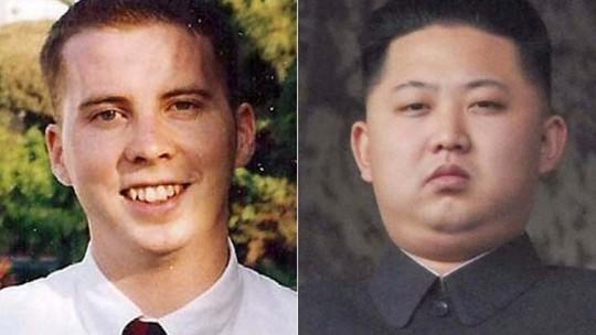 Anh David Sneddon, sinh viên mất tích 12 năm trước, bị bắt cóc làm gia sư cho ông Kim Jong-un? Ảnh: Fox News