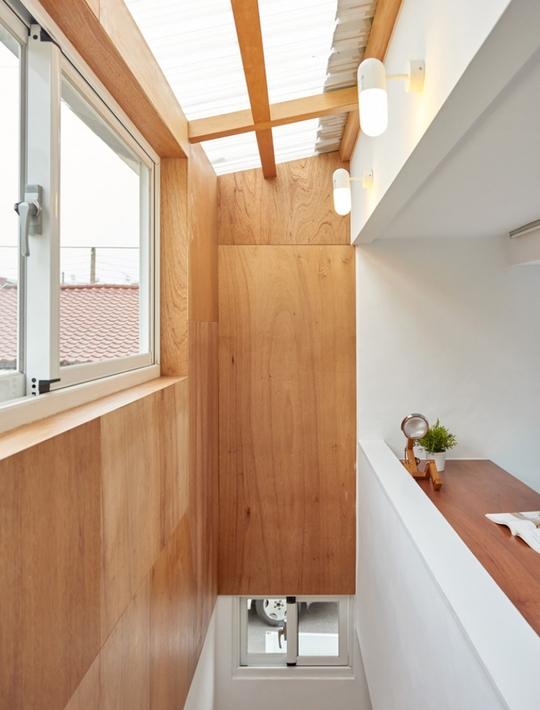 Nhà tắm tuy nhỏ nhưng cũng đủ đem lại cho bạn những phút giây thư giãn thoải mái.