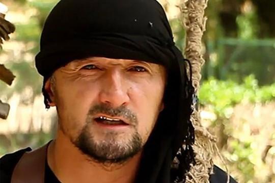 Gulmurod Khalimov gia nhập IS vào 2015. Ảnh: NyPost