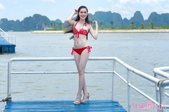 Thí sinh Trần Thị Thu Hiền
