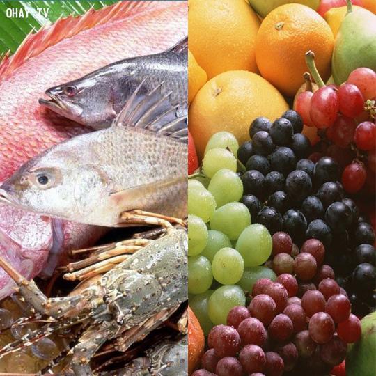 Top 10 thực phẩm nguy hiểm khi dùng chung với nhau