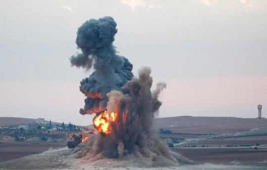 Wahib thiệt mạng trong một cuộc không kích của liên quân Mỹ. Ảnh: REUTERS