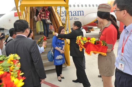 Vietjet trở thành hãng hàng không có tần suất chuyến bay nhiều nhất đến Thành phố Hoa phượng đỏ, chiếm hơn 70% khai thác của sân bay