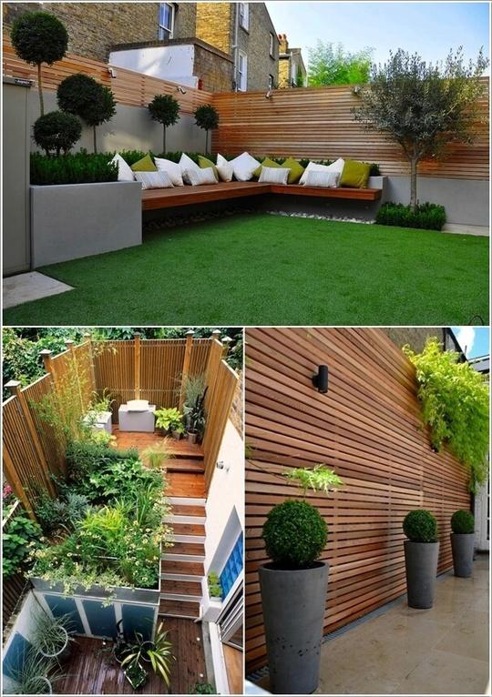 Làm đẹp ngôi nhà của bạn với màn gỗ