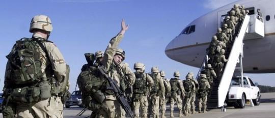 Mỹ chi tiêu khủng cho an ninh quốc gia nhưng người dân vẫn bất an. Ảnh: Daily Caller