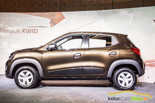 Renault Kwid - crossover cỡ nhỏ chỉ 126 triệu đồng